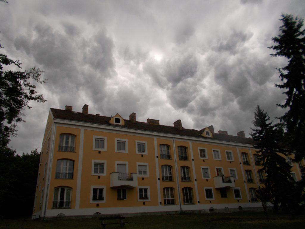 Undulatus asperatus felhőtípus