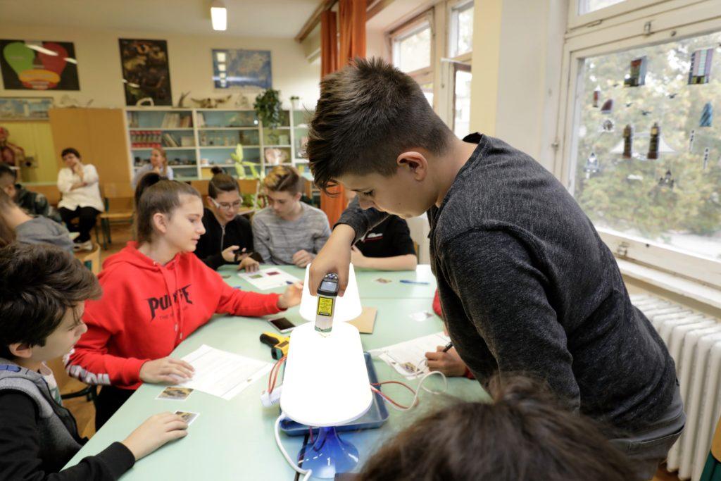 nagy látókörű tanulók)